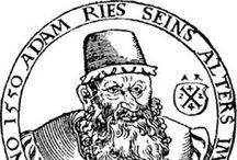 Adam Ries / My ancestor