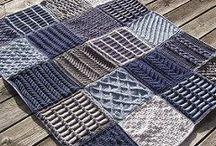 Baby blanket patterns / Inspired by my grandchildren xx