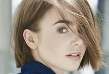 ●Lily Collins