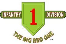 "1st Infantry Division  ""Big Red One"""