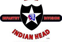 "2nd Infantry Division ""INDIAN HEAD"""
