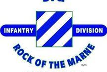 "3rd Infantry Division ""ROCK OF THE MARNE"""