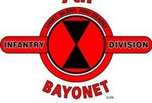 "7th Infantry Division ""BAYONET"""
