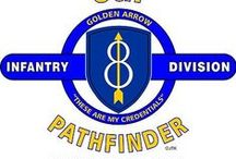 "8th Infantry Division ""PATHFINDERS"" ""GOLDEN ARROW"""