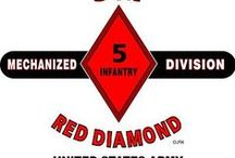 "5th Infantry Division ""RED DIAMOND"""