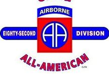"82nd Airborne Division ""ALL AMERICAN"""