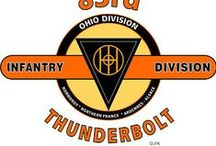 "83rd Infantry Division ""OHIO"" ""THUNDERBOLT"""