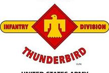 "45th Infantry Division ""THUNDERBIRD"""