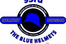 "93rd Infantry Division ""BLUE HELMETS"""