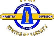 "77th Infantry Division ""METROPOLLITAN"" ""STATUE OF LIBERTY"""