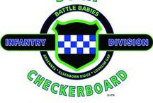 "99th Infantry Division ""CHECKERBOARD"""