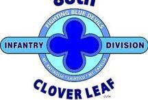 """88th Infantry Division """"BLUE DEVILS"""""""