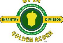 "87th Infantŕy Division ""GOLDEN ACORN"""