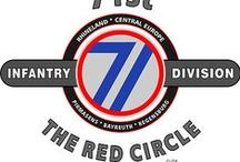 "71st Infantry Division ""RED CIRCLE"""