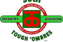"90th Infantry Division ""TOUGH OMBRES"""