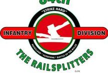 "84th Infantry Division ""RAILSPLITTERS"""