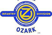 """102nd Infantry Division """"OZARK"""""""
