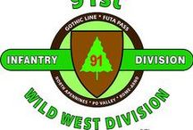 "91st Infantry Division ""WILD WEST"""