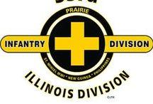 "33rd Infantry Division ""PRAIRIE"""