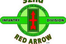 "32nd Infantry Division ""RED ARROW"""