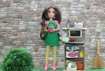 Dolls and more / Pictures from my blog