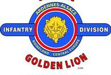"106th Infantry Divison ""GOLDEN LION"""