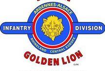 "106th Infantry Divison ""GOLDEN LION"""