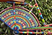 Tour de Yorkshire - Craft Inspiration / Love bicycles, cycling and all things craft......