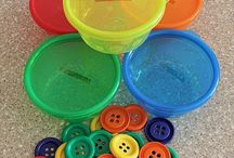 Activities for Toddlers / Fun ideas to keep my toddler busy and learning