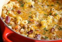 Winter Dishes / Hearty, warm winter recipes