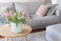 Frühlingsdeko DIY - Spring Decoration and DIY / Schöne Deko und DIY Ideen für die Frühlingsmonate