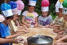 Cooking with Kids!  / Garden recipes that are easy to cook with kids. All recipes created in IslandWood's garden by our Garden Education staff & elementary school students!