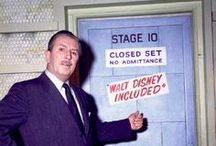 """Disney  / """"If it can be dreamed, it can be done."""" Walt Disney, another  mastermind.  / by Riley"""