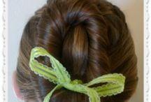 Beautiful hair / by Emma Smith