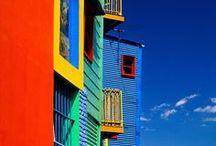 Architektura, cestování