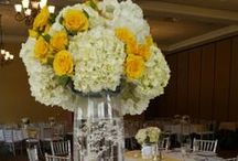 VT Centerpieces / Pictures of creative/ cute/ crafty centerpieces from weddings in our facility! A lot of them are worth duplicating!!
