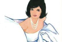 Just Jackie / DON'T LET IT BE FORGOT~THAT ONCE THERE WAS A SPOT~FOR ONE BRIEF SHINING MOMENT~CAMELOT / by Julie