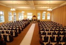 VT Indoor Ceremonies / Every outdoor ceremony needs a backup plan in case of bad weather! Or maybe you just want to have your ceremony on site without worrying about what would happen should it rain! Here are some pictures of indoor ceremonies in our facility.