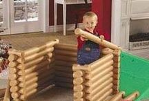Playtime / Fun and games for indoors or out.