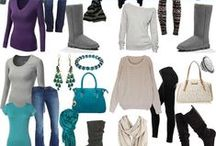 Stylin' Mama / Fashion from comfy & cozy to a night on the town.