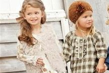 Girls Fall & Winter Fashion / Cute & cozy trends for your little girl.