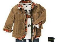 Boys Fall & Winter Fashion / Trendy looks for your little dude.