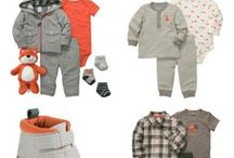 Infant Fashion / I'll take one of everything please.