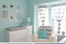 Baby Space / Design ideas for your little one's nursery.