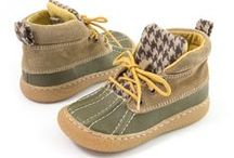 Boys Shoes / Keep 'em running in style!