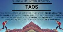 Taos, New Mexico location - Shadow Mountain Recovery / Shadow Mountain Recovery offers addiction recovery programs in Taos, New Mexico for Primary Addiction and Extended Care treatment. Visit www.shadowmountainrecovery.com for more information.