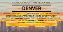 Denver, CO location / Shadow Mountain Recovery offers addiction recovery programs in Denver, including Day Treatment, IOP, and Therapeutic Sober Living. Visit www.shadowmountainrecovery.com for more information.
