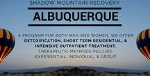 Albuquerque, NM location - A Shadow Mountain Recovery Treatment Center / We provide Residential Detoxification, Residential Treatment, and Daytime Intensive Outpatient. We are dedicated to helping people change their lives and overcome the stigma of addiction by learning to live again, one day at a time. For more information visit www.shadowmountainrecovery.com