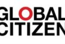 Global Citizen / People who want to learn about and take action on the world's biggest challenges - and use their power to get other people involved too.