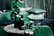 #WEBZINE #Emerald / Focus sur une couleur phare de la dernière Fashion Week Parisienne, le vert émeraude.